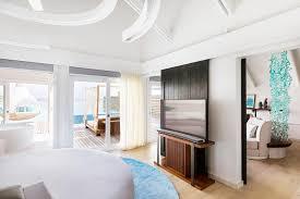 chambre sur pilotis maldives hôtel south ari atoll ex maldives
