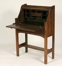 Antique Slant Top Desk Worth Desk Antique White Ladies Writing Desk Early Settler Brittany
