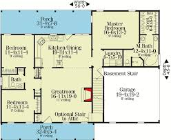 ranch floor plans with split bedrooms split bedroom country ranch 62099v architectural designs house