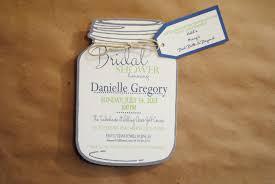 make your own bridal shower invitations jar bridal shower invitations lilbibby