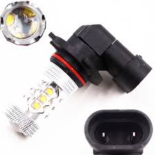 2 super white cree headlights bulbs lamps for honda 80w led bulbs