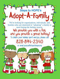 steps to news events adopt a family