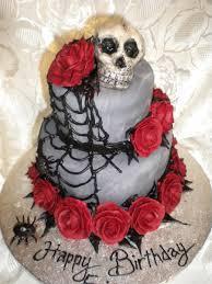 skull cake cakecentral