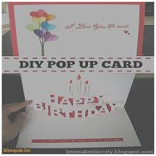 birthday cards beautiful how to make a cool pop up birthday card