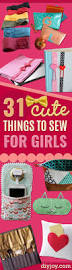 31 cute things to sew for girls quick crafts easy diy projects