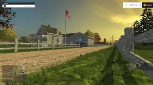fs15 usa map small town america map v2 0 farming simulator 2017 2015 15