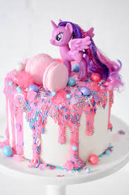 my pony cake ideas the most adorable my pony party ideas