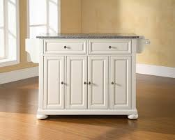 28 white kitchen island with granite top fascinating white