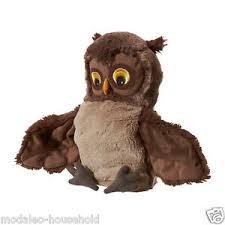 si e ikea ikea vandring uggla owl glove puppet cuddly fits large small