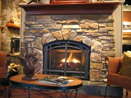 vent free gas fireplace insert with blower ventless inserts logs