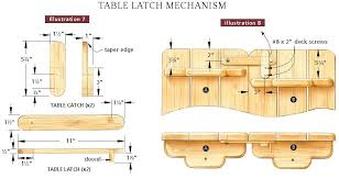 Free Octagon Picnic Table Plans by Free Large Octagon Picnic Table Plans Easy Woodworking Solutions