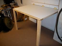 diy folding train table collapsable table treehouse shop