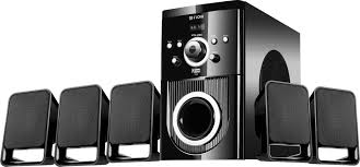 samsung 5 1 home theater system buy flow buzz 5 1 speaker system suitable for small rooms online