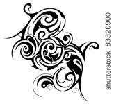 download tato batik floral tribal tattoo vector material 15 vector floral free download