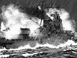 heavy cruiser uss astoria sunk by naval gunfire 9 aug 42 battle