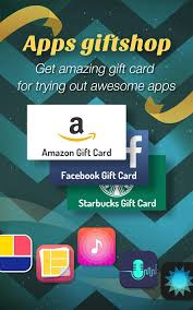 apps giftshop free gift card android apps on play