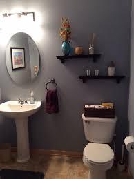 Behr Bathroom Paint Color Ideas by Behr Marquee Intercoastal Gray Wall Color Bathroom Pinterest