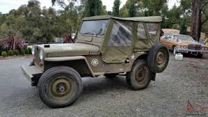 wwii jeep engine jeep 4x4