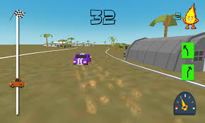 pixel race car blocky rally pixel car racing android apps on google play