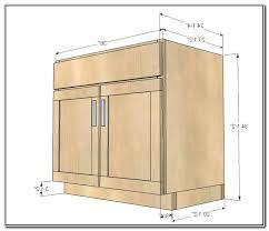 kitchen base cabinets kitchen base cabinets standard kitchen sink base cabinet size