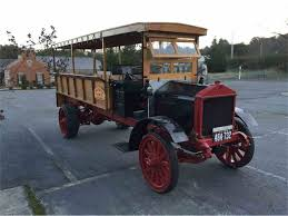 Canopy Windows For Sale by 1918 Selden Canopy Express Truck For Sale Classiccars Com Cc