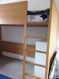 Habitat Bunk Beds Ando Bunk Bed High Sleeper From Habitat In Stroud