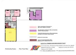 office space community house redditch