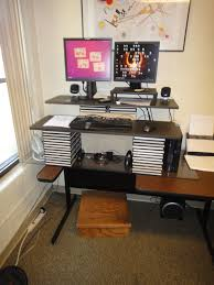 Diy Stand Up Desk Diy Standup Desk Stand Up For Ergonomics