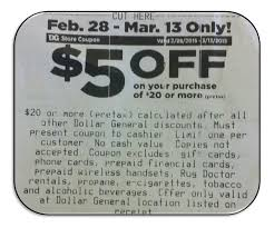 Rug Doctor Discount Coupons 5 Off 20 Dollar General Coupon U2026 I Got One Did You