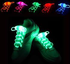 led shoelaces 2017 led shoelaces shoe laces flash light up glow stick