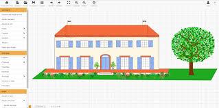 logiciel architecte en ligne plan de façade avec archifacile