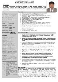 Sample Resume For Business Development Executive by Business Development Manager Sales Manager Oil U0026 Gas