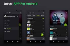 android spotify apk spotify apk version 8 4 28 875 for android