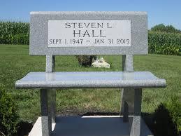 benches longstreth memorials