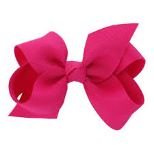 hair bow qinghan baby 3 grosgrain ribbon boutique hair