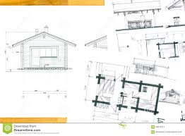 floor plan sketches home plan sketches and drawings stock illustration image 56016211