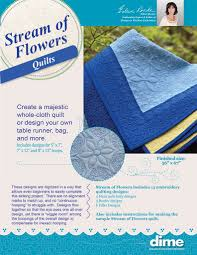 design expert 7 user manual stream of flowers designs in machine embroidery