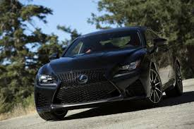 lexus gs coupe 2017 lexus rc f gains standard adaptive suspension