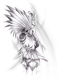 indian chief by neogzus on deviantart