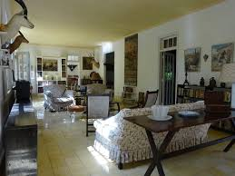 Ernest Hemingway Home Hemingway Welty Homes Preserved In Cuba Mississippi 88 9 Ketr