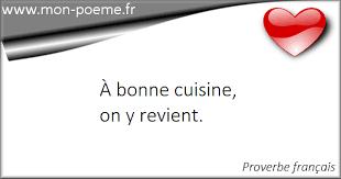 proverbe cuisine les proverbes et dictons sur cuisine