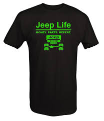 jeep life logo amazon com don u0027t follow me you won u0027t make it jeep offroad 4x4 t