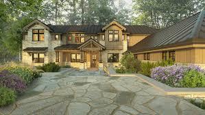 contemporary craftsman home design ideas