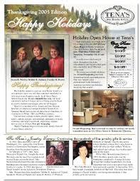 thanksgiving newsletter ideas themontecristos