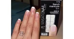 nailene sensationail french manicure kit reviews photos makeupalley