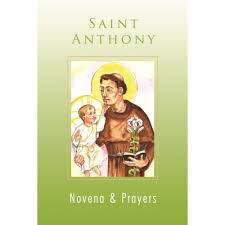 anthony novena and prayers the catholic company