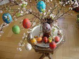 easter decorations 30 beautiful easter eggs designs decoration ideas bunny