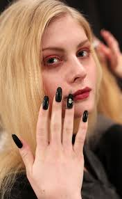 fall 2013 nail polish trends from new york fashion week