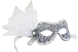 black masquerade masks for women mckenna white lace w rhinestone brooch masquerade mask for women