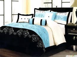 Teal Bed Set Pale Blue Comforter Set U2013 Rentacarin Us